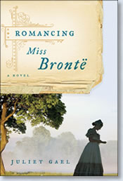 Romancing Miss Bronte front cover